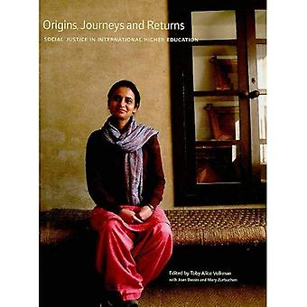 Origins, Journeys and Returns: Social Justice in International Education