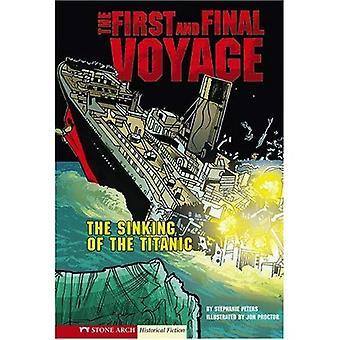 O primeiro e o último Voyage: O naufrágio do Titanic (gráfico Flash)