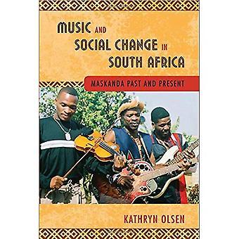 Musik och Social förändring i Sydafrika: Maskanda förr och nu