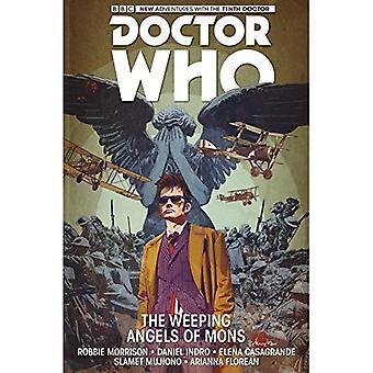 Doctor Who: Den tionde läkare Vol.2