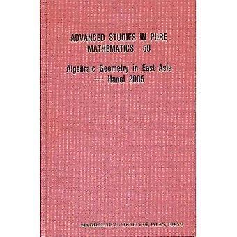 Algebraisk geometri i östra Asien - Hanoi 2005
