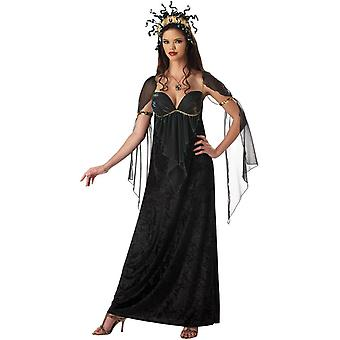 Night Medusa Adult Costume