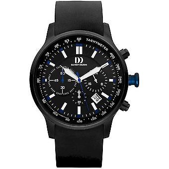 Danish design mens watch chronograph IQ22Q996 - 3314413