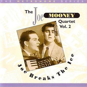 Joe Mooney Quartet - Joe Breaks the Ice [CD] USA import