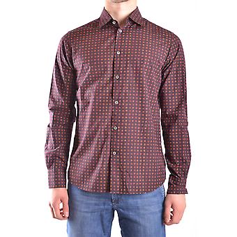 Peuterey Ezbc017054 Men's Multicolor Cotton Shirt