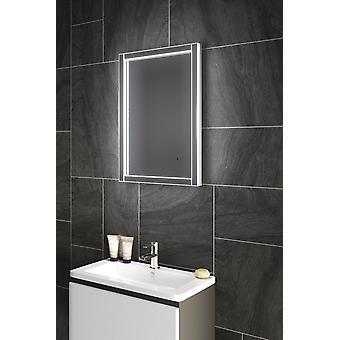 Diamond x Valance kylpyhuone peili kanssa infrapuna-anturi & huurteenpoistolaitetta pad