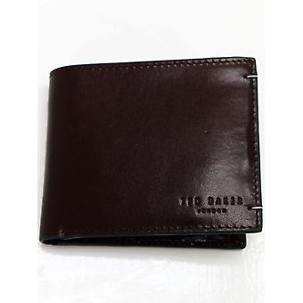Ted Baker Chilcoin Wallet - Tan