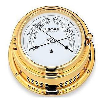 Wempe chronometer Stahlwerke Bremen II Comfortmeter CW310009