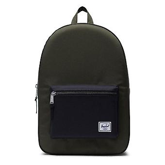 Herschel Supply Co  Settlement Backpack  Forest Night