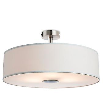 Firstlight-3 lichte semi-flush licht crème-4887CR