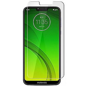 Motorola Moto G7 Power Härdat Glas Skärmskydd Retail