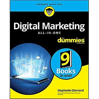 Marketing digital todo-en-uno para Dummies
