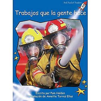 Trabajos Que La Gente Hace by Pam Holden - 9781927197011 Book