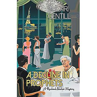 A Decline in Prophets (Rowland Sinclair Mysteries)