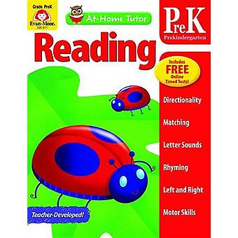 At-Home Tutor Reading - Prekindergarten by Guadalupe Lopez - Marti Be