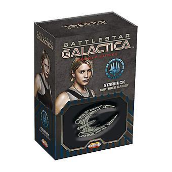 Battleship Galactica Starship Battles Spaceship Pack Starbuck's Cylon Raider
