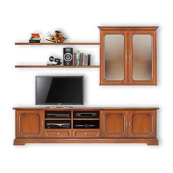 TV-Wand-Komposition für Wohnzimmer