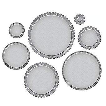 הכישוף מהודר עיגולים מהודרים (S4-903)