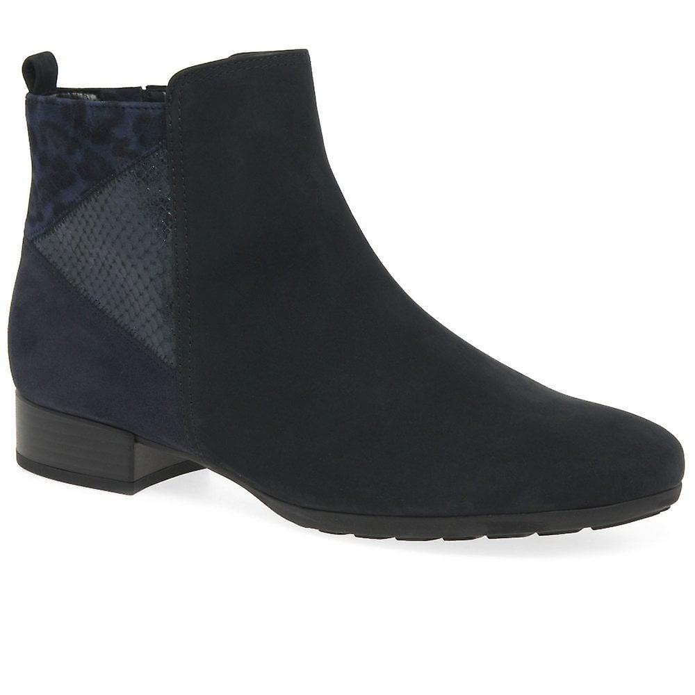 Gabor Bastia Womens Wide Fitting Ankle Boots rn1j4