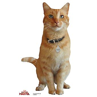 Goose the Cat van Captain Marvel Official Cardboard Cutout / Standee / Standup