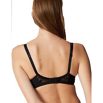 Maison Lejaby G51932 Women's Fiorella Lace Non-Padded Underwired Demi Cup Bra