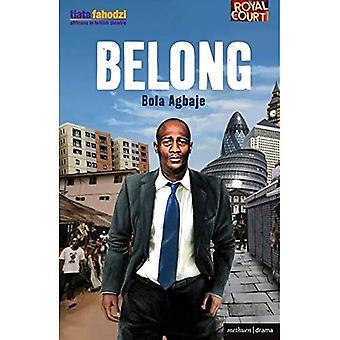 Belong (Modern Plays)