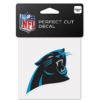 Wincraft merket 10x10cm - NFL Carolina Panthers