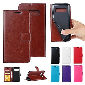 Samsung Galaxy S10 Plus Leather Case/Cover