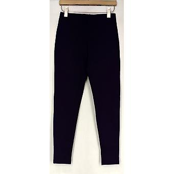 Slimming Options for Kate & Mallory Leggings Ponte Or Bootcut Purple A411955