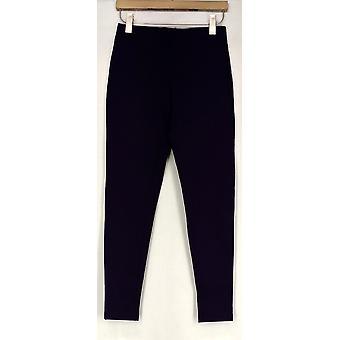 Afslanken opties voor Kate & Mallory leggings Ponte of Bootcut Purple A411955