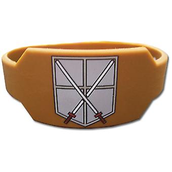 Armband-Attack on Titan-nieuwe 104th Cadet Corps Brown gelicentieerd ge64036
