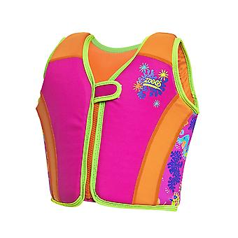 Zoggs See Unicorn Swimsure Jacket Pink For Girls