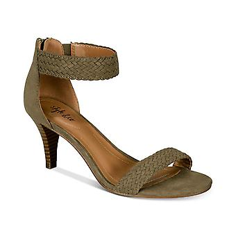 Style & Co. Womens Pattyy Open Toe Casual Ankle Strap Sandals