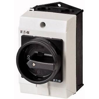 Eaton T0-2-1/I1/SVB-SW limiet schakelen 20 A 690 V 1 x 90 ° zwart 1 PC('s)