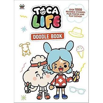 Toca Life Doodle Book (Toca Boca) by Golden Books - 9781524770785 Book