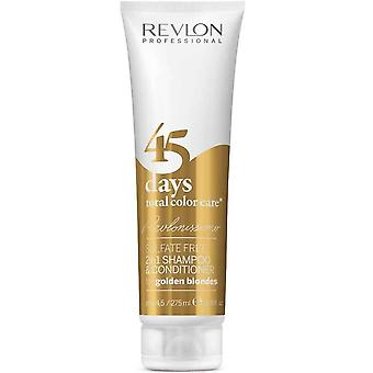 Revlon Revlonissimo 45 days For Golden Blondes 275ml