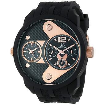 Joshua & söner JS52RG-handled klocka för män