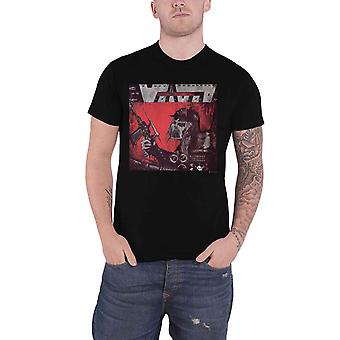 Voivod T Shirt War And Pain Band Logo new Official Mens Black