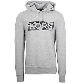 Michael Kors Grey camo logo genser