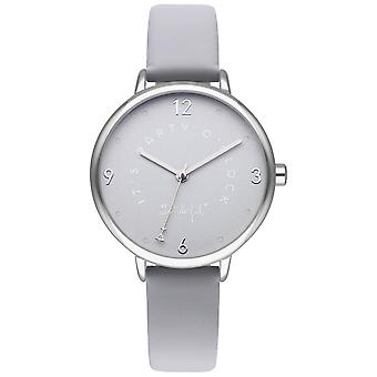 Mr wonderful dream forever Quartz Analog Woman Watch with Synthetic Leather Bracelet WR50400