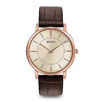Bulova 97A126 Men's Ultra Slim Wristwatch