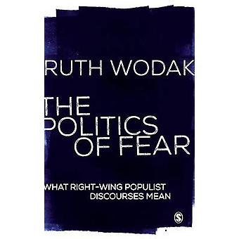 Wodak ・ ルースによる恐怖の政治