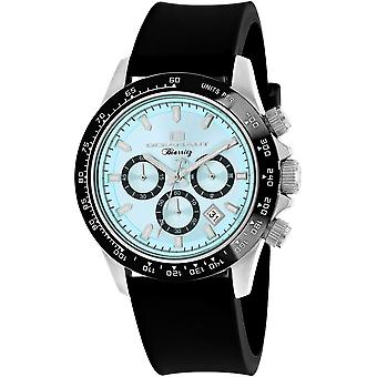 Oceanaut Men-apos;s Biarritz Blue Dial Watch - OC6111R