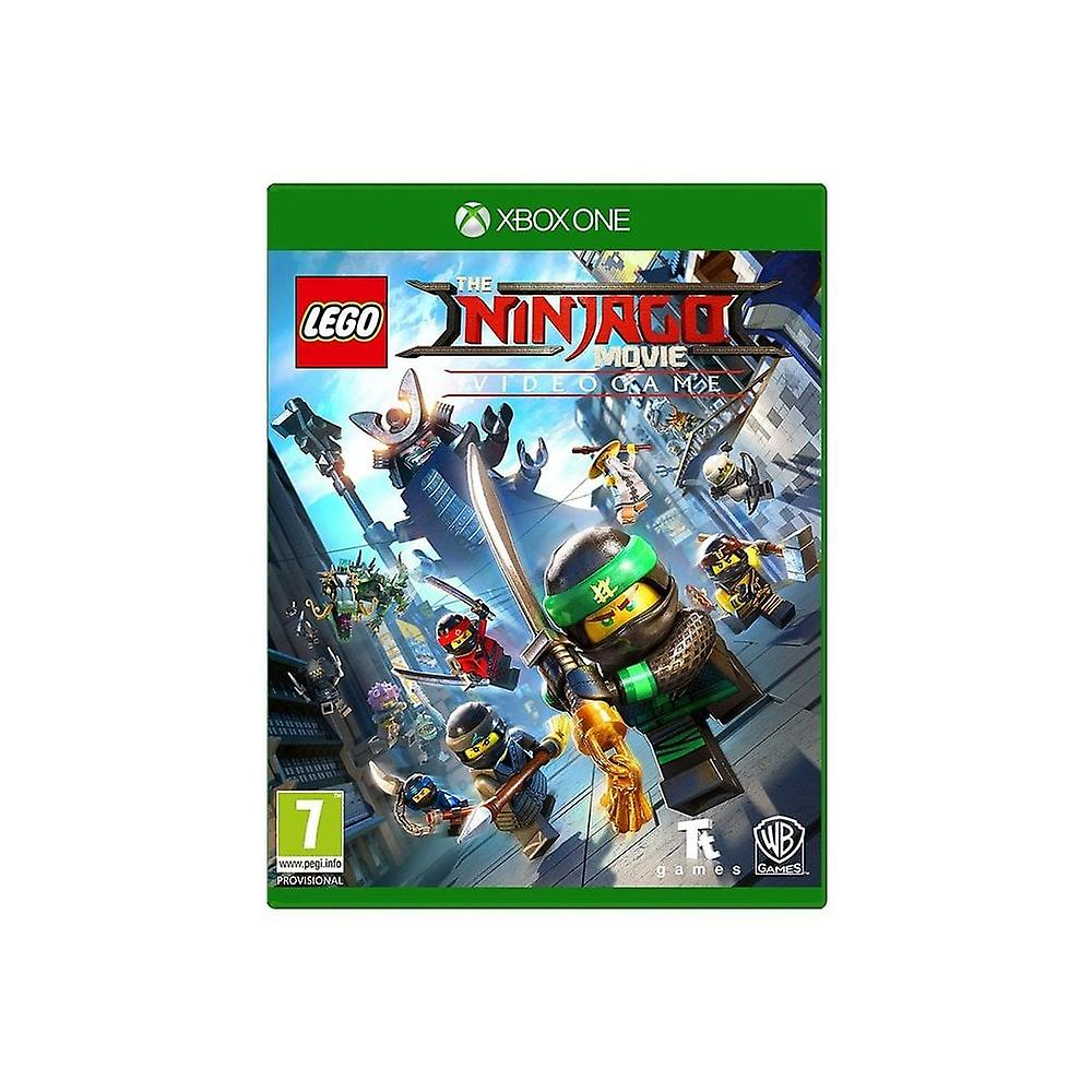 LEGO Games LEGO Ninjago Movie Video Game Xbox One
