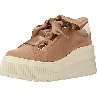 Go Sexy X Yellow Sport / Sunrise Color Brown Sneakers
