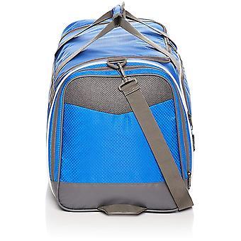 Basics Medium Lightweight Durable Sports Duffel, Royal Blue, Size Medium