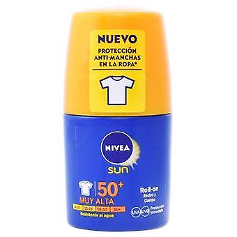 Nivea Roll-On Protect and Moisture SPF 50+