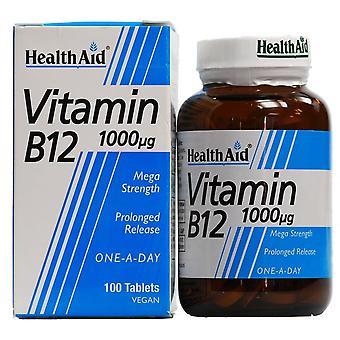 Terveysapu Vitamiini B12 Päivittäiset Täydentää Kapselit