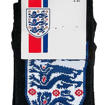 England Official Childrens/Kids Football Crest Socks (1 Pair)