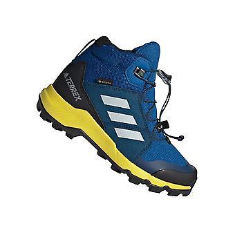 Adidas JR Terrex Mid Gtx BC0596 trekking all year kids shoes